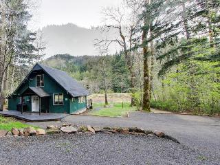 Modern cabin w/river access, great views - White Salmon vacation rentals