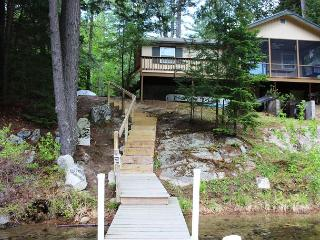 Cozy Lake Winnipesaukee Waterfront (CUR173Wf) - Moultonborough vacation rentals