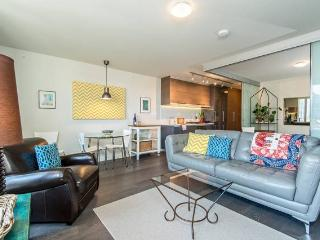 Centro Living! DT Condo & Parking! - Vancouver vacation rentals