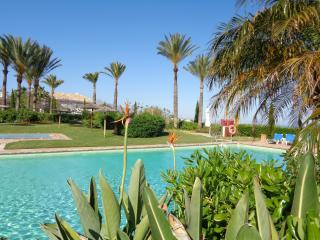Luxury and sunny two-bed/two-bath garden apartment - Estepona vacation rentals