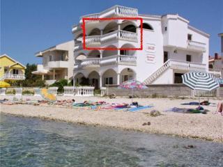 Villa Maria apartments - house on the beach MAR - Vir vacation rentals