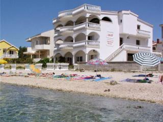 Villa Maria apartments - House on the beach BLU - Vir vacation rentals