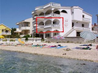 Villa Maria apartments - house on the beach RED - Vir vacation rentals