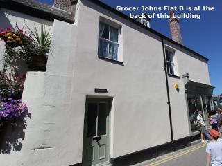 Grocer Johns Flat B - Padstow vacation rentals