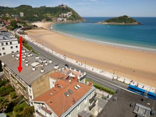 Laket Apartment by La Concha beach - San Sebastian - Donostia vacation rentals
