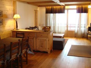 Appartement balcon-terrasse, vue sur le mont blanc - Megève vacation rentals