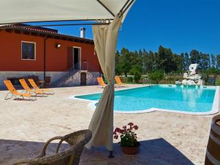 Nice Villa with A/C and Television - San Donaci vacation rentals