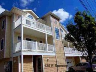 Clean Condo in Wildwood for those 27 and older - Wildwood vacation rentals