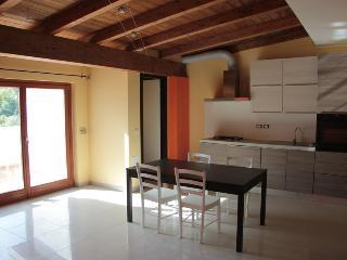 Romantic 1 bedroom Pescara Condo with Garden - Pescara vacation rentals