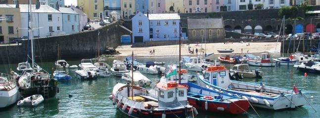 Mayfield is a three storey Edwardian house - Tenby vacation rentals