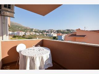 Cozy Apartment Pegi with Balcony, WiFi and Parking - Podstrana vacation rentals