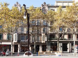Jugendstilapartment auf dem Paseo de Gracia (2) - Barcelona vacation rentals