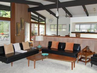 Mid Century Modern Home in the Redwoods, Hot Tub! - Eureka vacation rentals