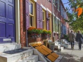 Historic Philadelphia Apartments - Cozy 3 Bedroom - Philadelphia vacation rentals
