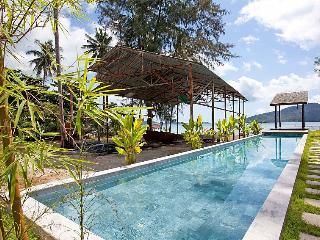 Chic beachfront 2 bed villa at Chalong - Chalong vacation rentals