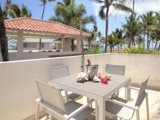 Villa Deco, Ocean View, Los Corales Beach Condo - Bavaro vacation rentals