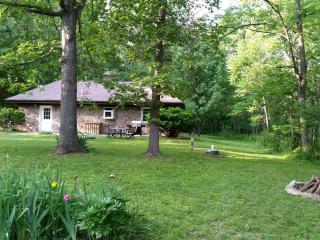 Beautiful Shenandoah Riverside Cabin Luray , VA - Luray vacation rentals
