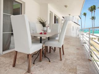 Palmera Apartament Ocean View,Private Beach - Bavaro vacation rentals