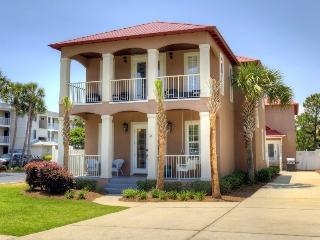 8 BR Beach House with Ocean View & Heated Pool! - Destin vacation rentals