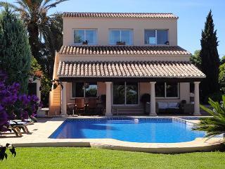 Villa la Golondrina Denia Costa Blanca - Denia vacation rentals