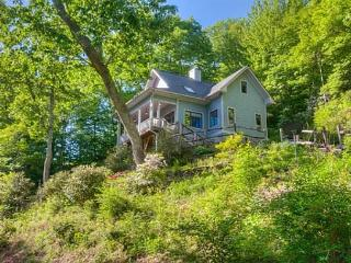 Perfect 4 bedroom Black Mountain House with Deck - Black Mountain vacation rentals