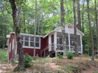 Maine Lakefront Cottage on Moose Pond, Denmark (So - Denmark vacation rentals