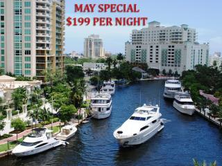 Luxury Condo on the River - Fort Lauderdale vacation rentals