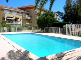 Appartement bord de mer 50 mètres plage de sable - Saint Raphaël vacation rentals