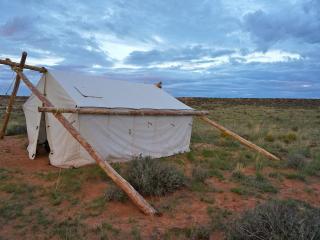 Wall Tent Glamping on Navajoland - Page vacation rentals