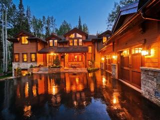 Colony Mountain Estate with Ski-In/Ski-Out - Park City vacation rentals