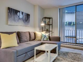 Stylish Seattle flat w/pool & sauna, walk to Pike Place! - Seattle vacation rentals