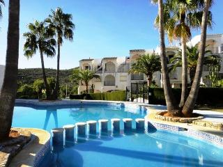 PENISCOLA ,vue sur mer,piscine,wifi,parking,clim.. - Peniscola vacation rentals