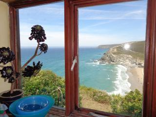 Clyffe, West Cliff, Porthtowan, Truro, Cornwall - Porthtowan vacation rentals