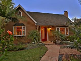 Bright 2 bedroom Santa Barbara House with A/C - Santa Barbara vacation rentals