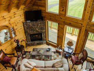 Luxurious Log Cabin - 3 Bedroom / 2 Bath - Canaan Valley vacation rentals