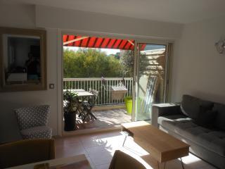 appartement bord de mer boulouris - Boulouris vacation rentals
