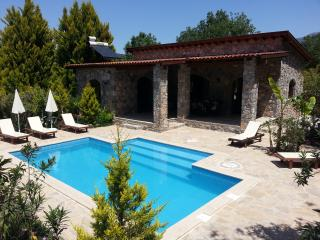 Villa Amara a stone villa with 2 bedroom and large pool in Kayakoy Turkey - Kayakoy vacation rentals