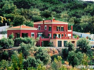 Stylish Regina Rossa with panoramic sea views ! - Roda vacation rentals