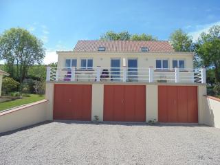 "Location ""Les Cygnes"" -  Vue mer - 10mn du Tréport - Criel-sur-Mer vacation rentals"