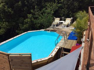 Nice Studio with Internet Access and Outdoor Dining Area - Saint-Denis vacation rentals