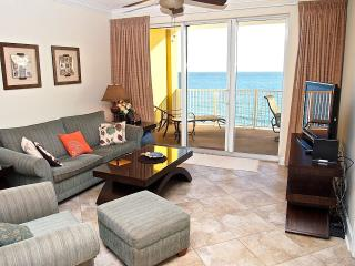 Family Friendly; Gulf front; 2/2 at Tropic Winds! - Panama City Beach vacation rentals