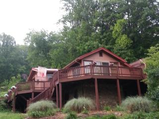Cold Mountain River Retreat in Mtns of Western NC - Canton vacation rentals