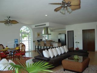 2 bedroom Apartment with Deck in Puerto Aventuras - Puerto Aventuras vacation rentals