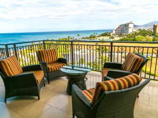 Ko Olina Beach Villa BT1003 - Ocean Views 10th Floor Sunset and Ocean Views - Kapolei vacation rentals