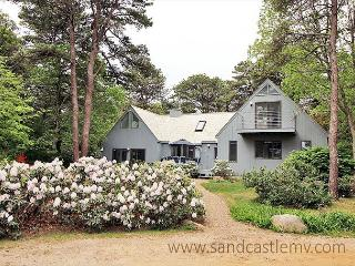 Lovely water views of Sengekontacket Pond - Oak Bluffs vacation rentals
