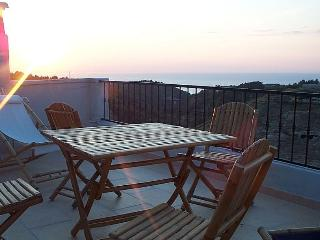 ROMANTIC red House, face to the ocean and  susnset - Vico del Gargano vacation rentals
