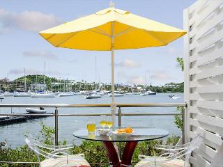 Gorgeous 2 bedroom townhouse at Coral Beach Club | Island Properties - Dawn Beach vacation rentals