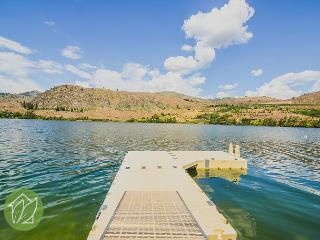 Wapato Lake Waterfront Home by Sage Vacation Rentals - Manson vacation rentals