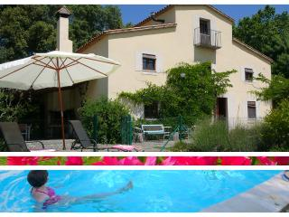 House/pool. 10 mins Girona; Nr Coast, Barcelona - Brunola vacation rentals
