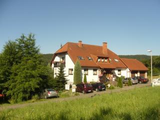 """"""" Panoramasuite """" mit Südbalkon und Weitblick! - Bad Bocklet vacation rentals"""